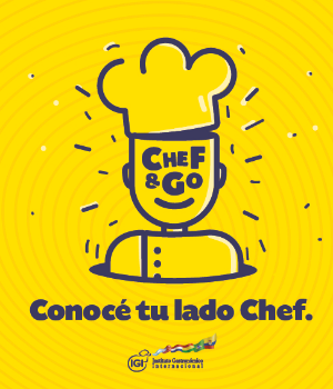 Chef and Go !